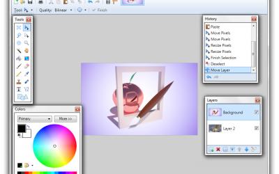Conheça o programa Paint.Net
