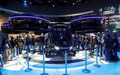 Táxi voador Lilium Jet completa primeiro teste e deve ser lançado em 2025