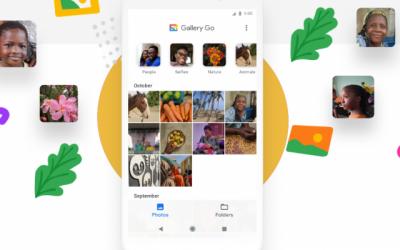 Google lança aplicativo de fotos Gallery Go, editor e organizador offline com IA